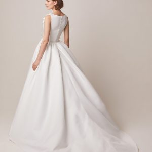 118 - Wedding Dresses & Gowns Auckland - 118b scaled