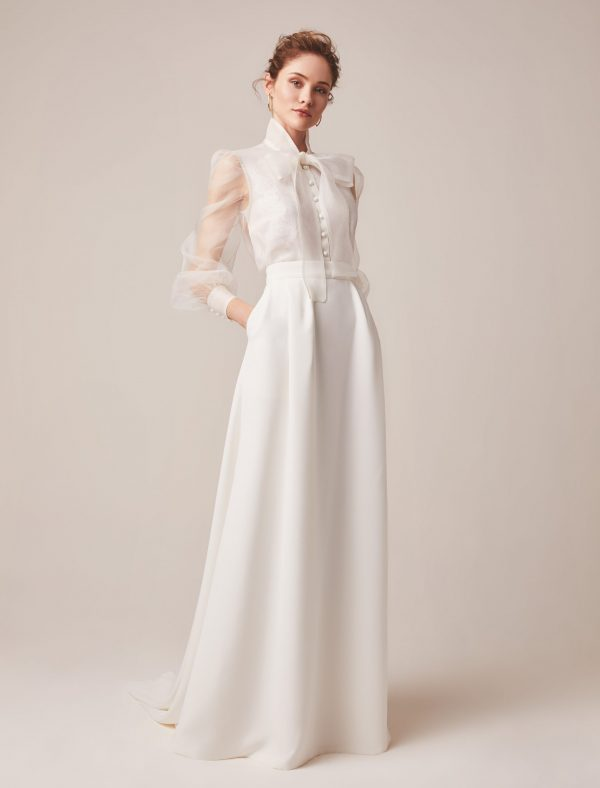 155 - Wedding Dresses & Gowns Auckland - 155 1 scaled