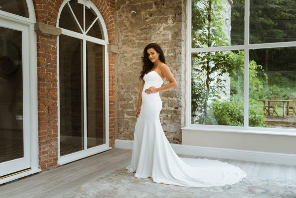 Beaumont - Wedding Dresses & Gowns Auckland - Beaumont scaled