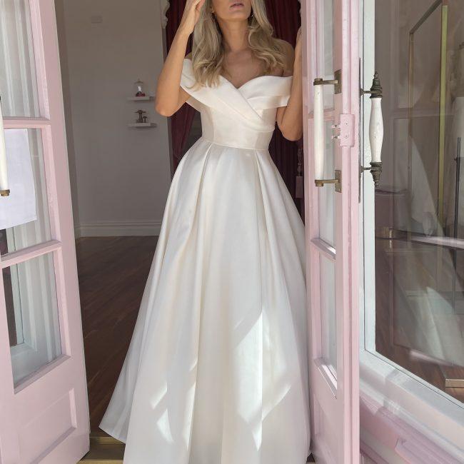 Bentley Wedding Dress - Natalie Rose Bridal Auckland