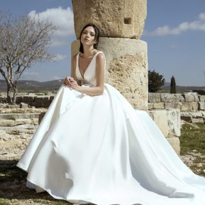Pure collection wedding dress