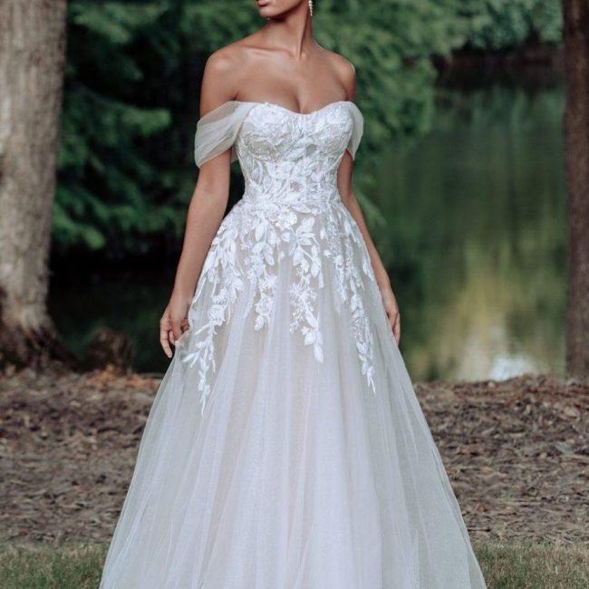 Allure 9803 Wedding Dress Auckland - Natalie Rose Bridal