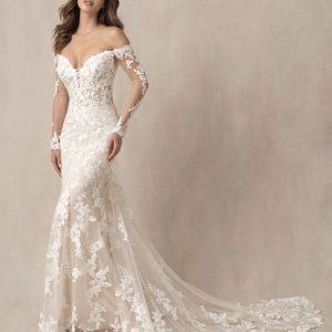Allure 9863 Wedding Dress Auckland - Natalie Rose Bridal